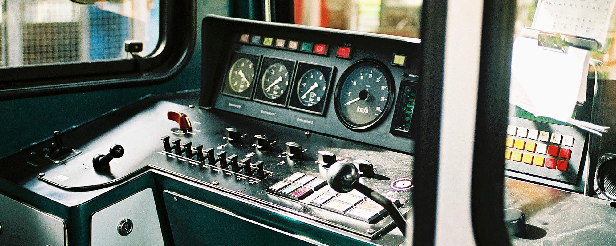 TrainControls