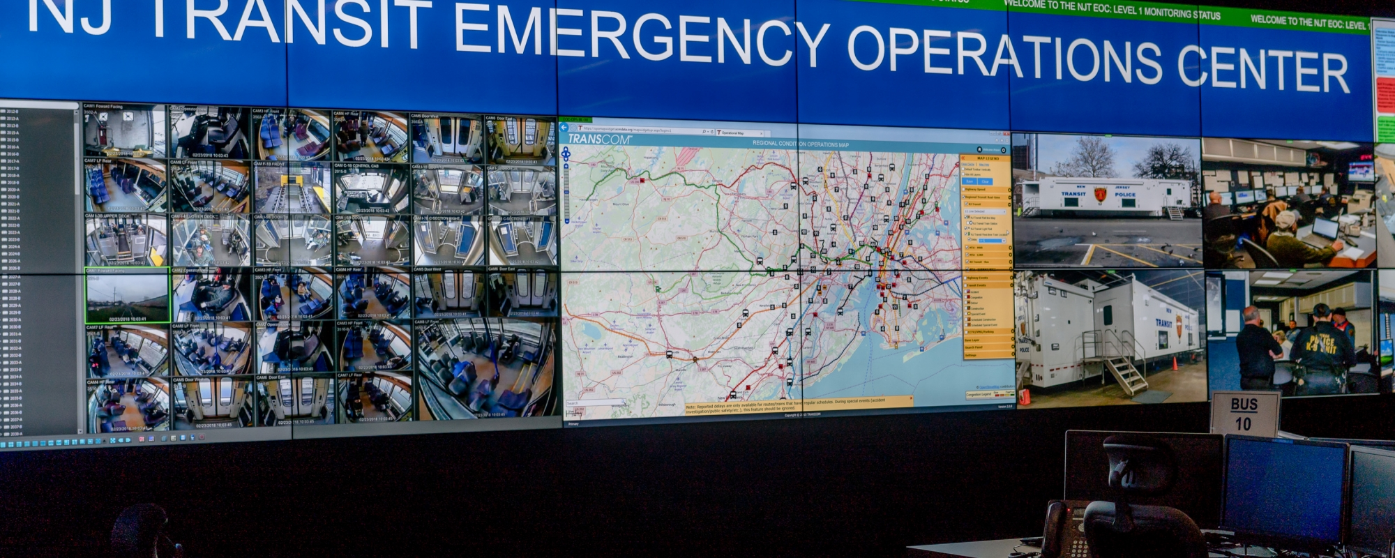 Emergency Operation Center